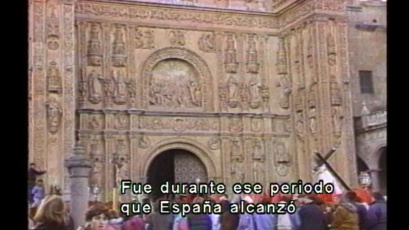 Still image from Salamanca . . . The Heart Of Spain's Golden Age (Spanish)