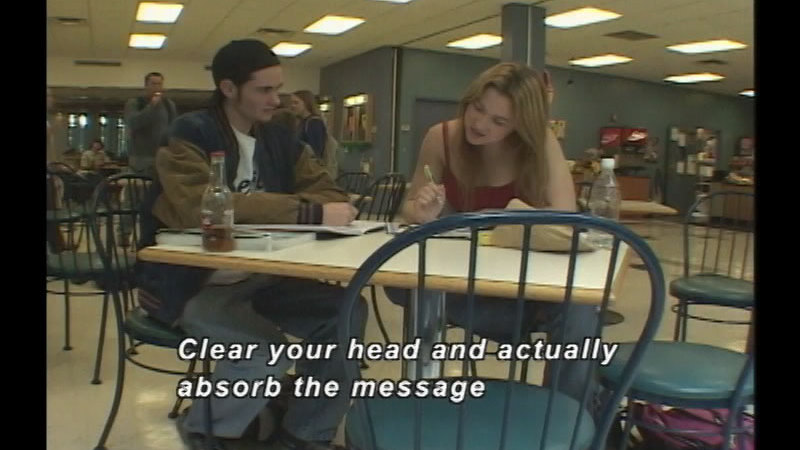 Still image from It's Not What You Say: Mastering Basic Communication