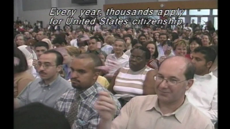 Still image from We Are Citizens