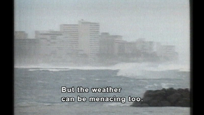 Still image from How And Why: Volume 3--Weather