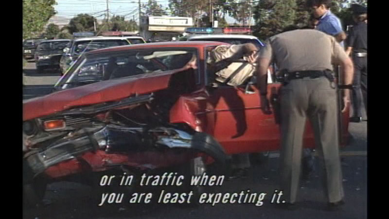 Still image from Streets Of Danger & The Road To Safety