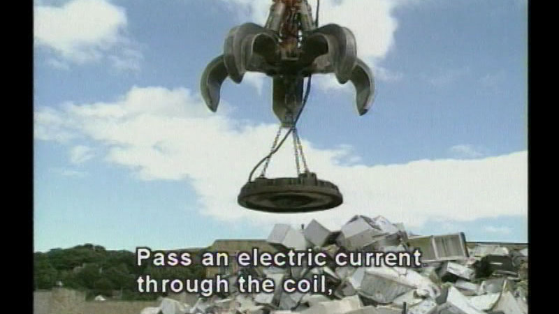 Still image from Electricity And Magnetism