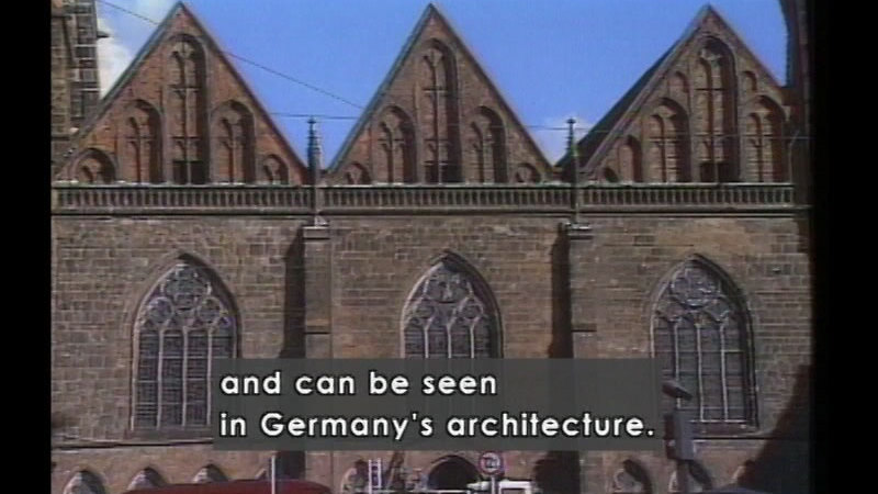 Still image from Beyond Our Borders: Germany