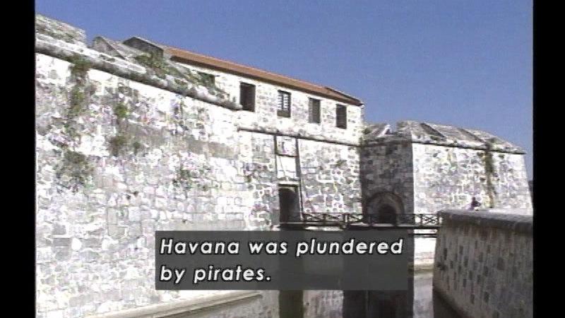 Still image from Cuba