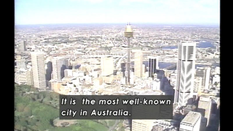 Still image from Beyond Our Borders: Australia