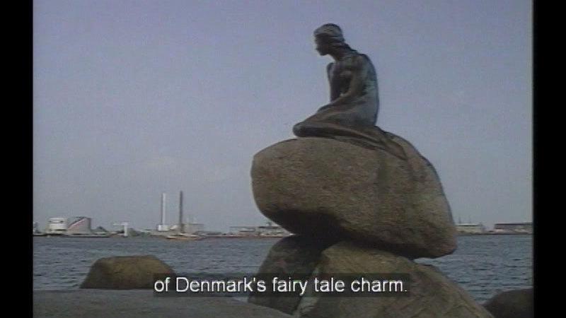 Still image from Scandinavia