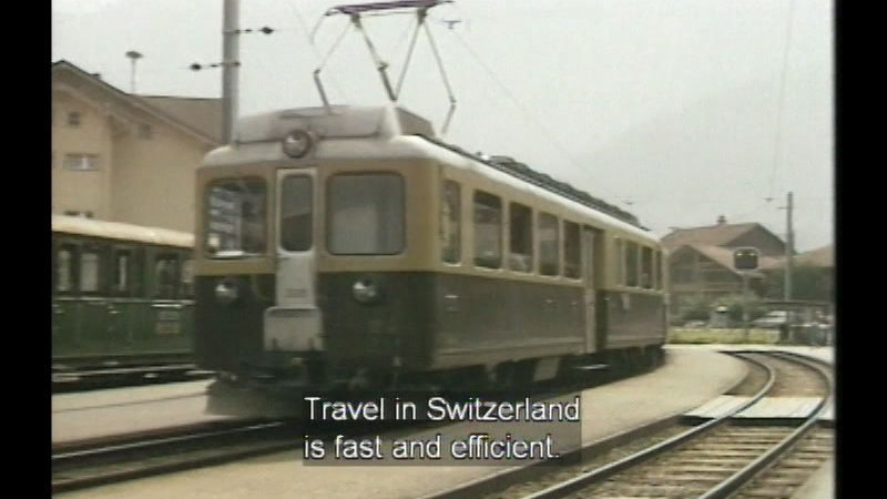 Still image from Switzerland