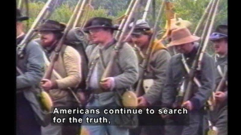Still image from Critical Issues Of The American Civil War: Part Four: What Unanswered Issues And Questions Remain?