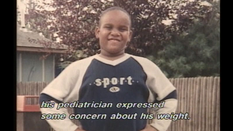 Still image from Overweight Kids