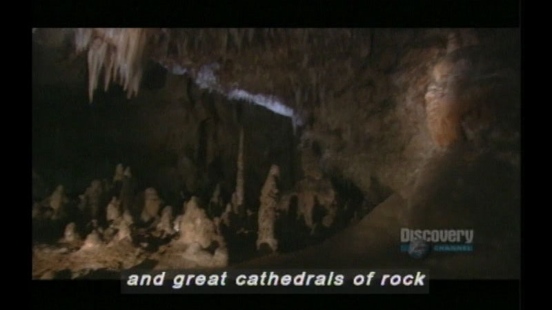 Still image from Caves Of The National Parks: The Wonder Beneath