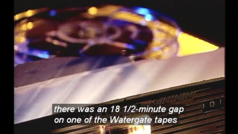 Still image from Watergate