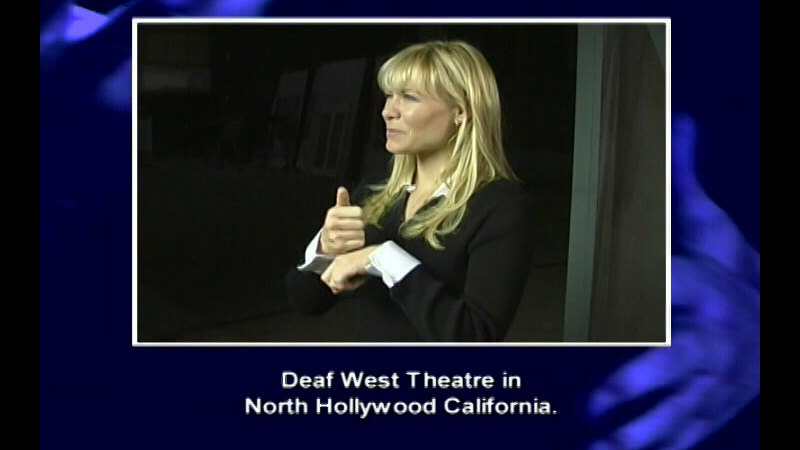 Still image from Deaf TV: Role Models