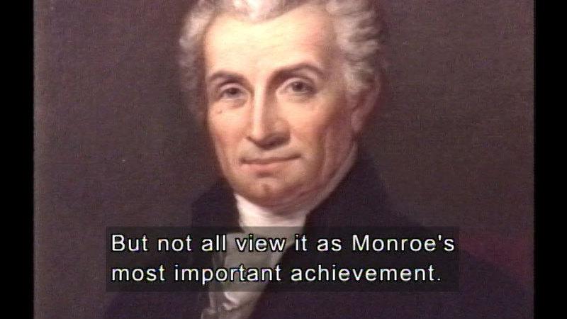 Still image from Madison & Monroe