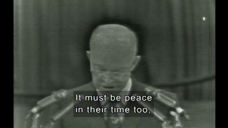 Still image from Truman, Eisenhower, &  Kennedy