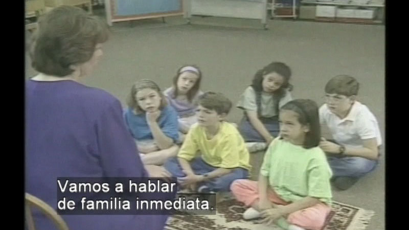 Still image from Me And My Family (Spanish)