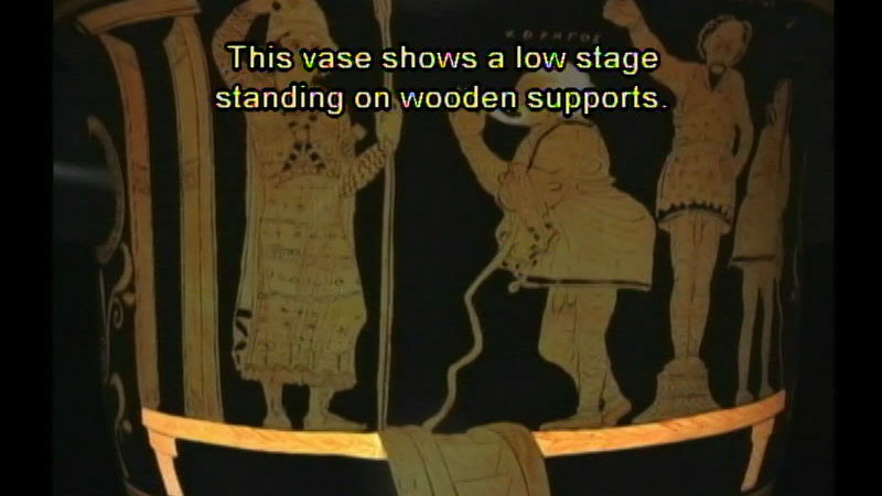 Still image from Stages Of Theatre: Greece And Rome