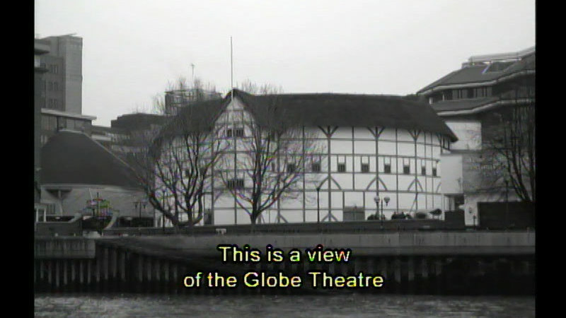 Still image from Stages Of Theatre: Mediaeval And Renaissance