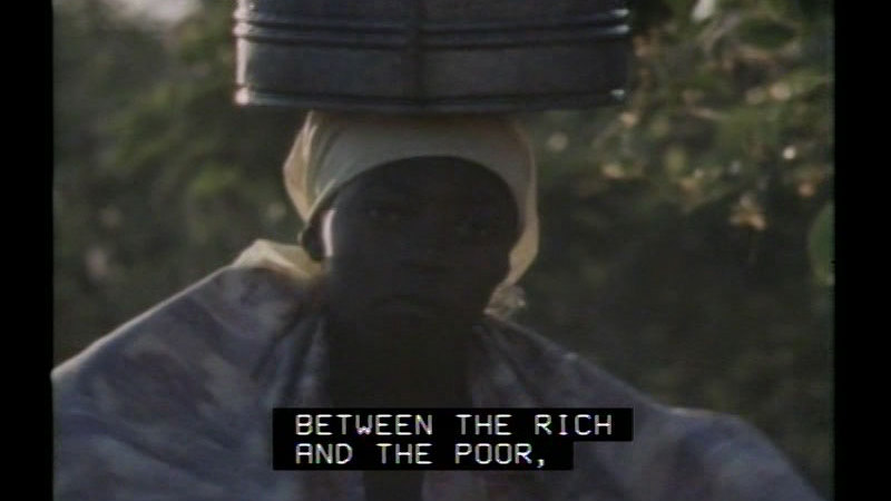 Still image from The Africans: A Triple Legacy--Global Africa