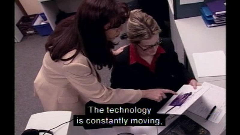 Still image from Career Options For Women: E-Commerce