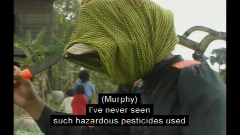 Still image from Chemical Conundrum