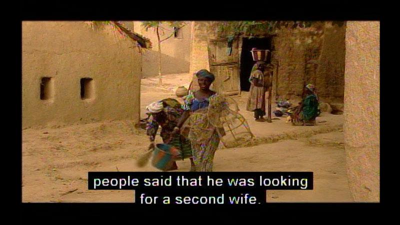 Still image from Africa Calls