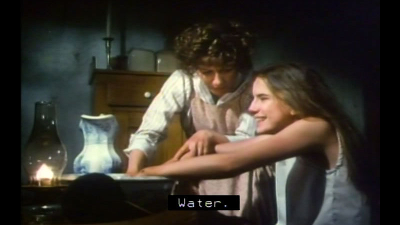 Still image from The Miracle Worker