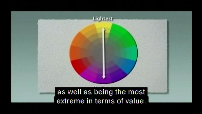 Still image from Understanding Colors