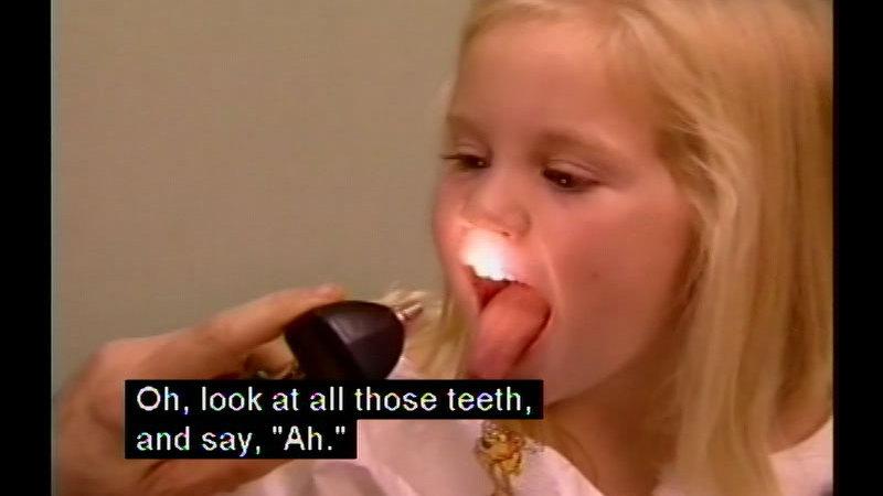 Still image from Real Life 101: Pediatric Medicine