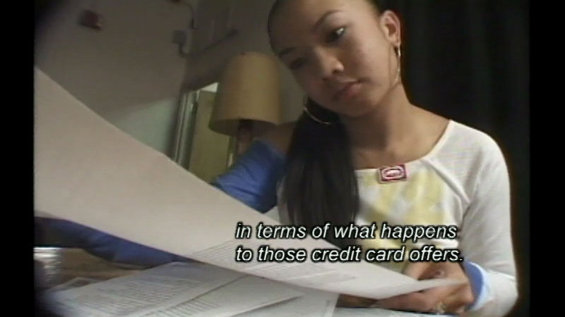 Still image from Protecting Your Identity: Identity Theft