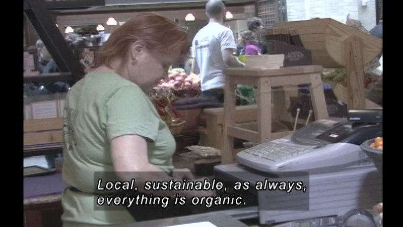 Still image from Sustainable Agriculture