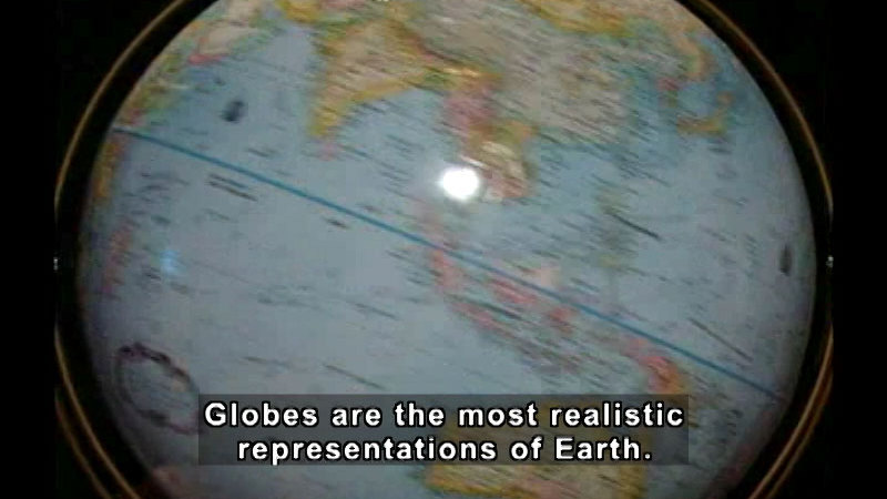 Still image from Great Geography