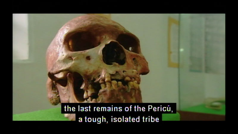 Still image from The Adventurers: The Lost People Of The Baja
