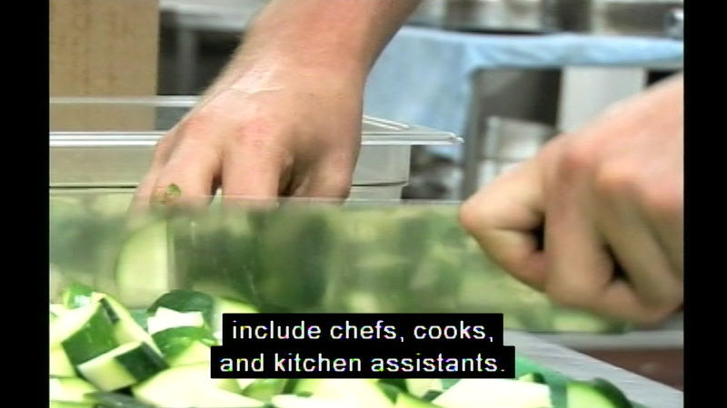 Still image from An Introduction To Hospitality