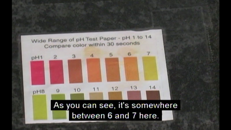 Still image from Physical Science Content Videos