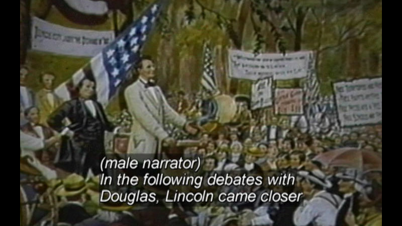 Still image from Supreme Court Decisions That Changed The Nation: Dred Scott Vs. Sandford (The Dred Scott Decision)