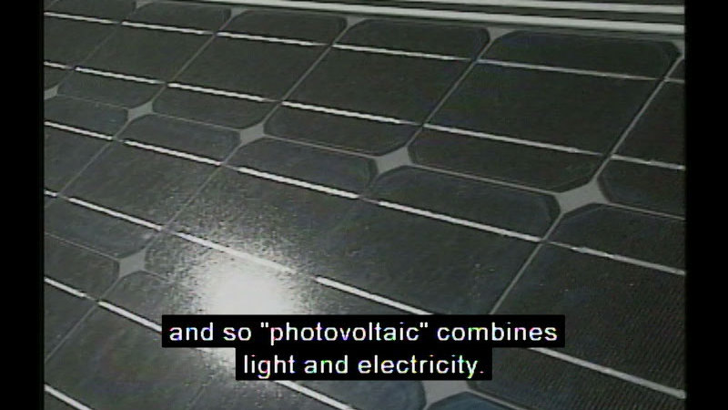 Still image from Interactions: Solar Energy