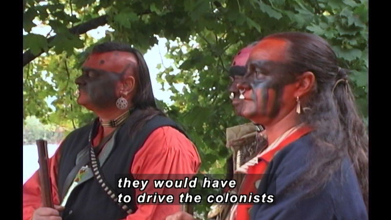 Still image from A History Of American Indian Achievement: Resistance And Acceptance