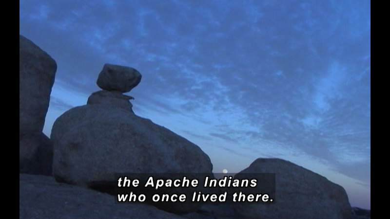 Still image from A History Of American Indian Achievement: Plains Indians War