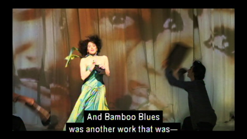 Still image from Understanding Pina: The Legacy Of Pina Bausch