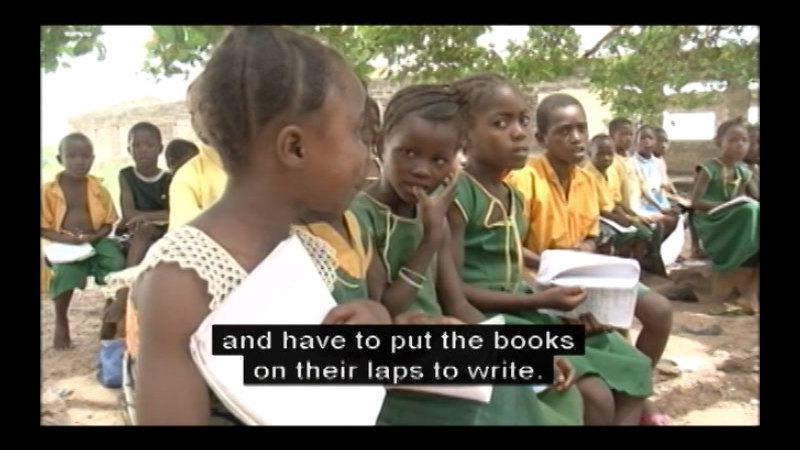 Still image from Sorie K & The Mdgs