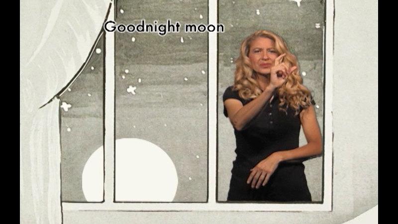 Still image from Goodnight Moon