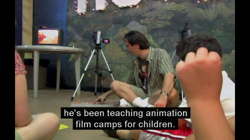 Still image from Kids With Cameras