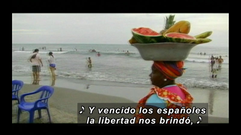 Still image from Colombia Express: Festival Of Drums And Cultural Expressions Part II (Spanish)