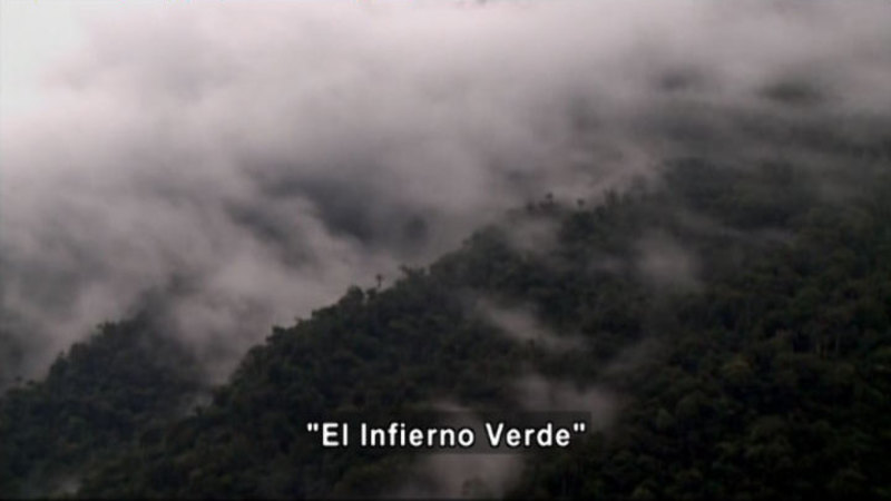 Still image from Recalling The Past- Discovery Of The Sierra, Discovery Of Lost City, Sierra Nevada De Santa Marta (Spanish)