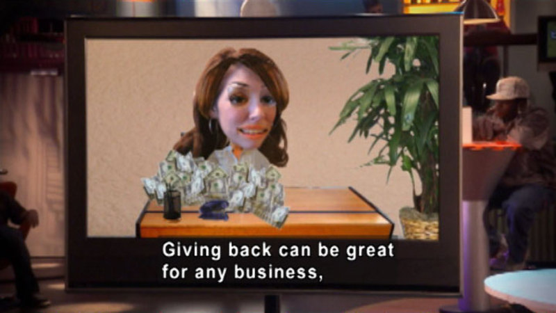 Image from Biz Kid$:  Businesses That Give Back