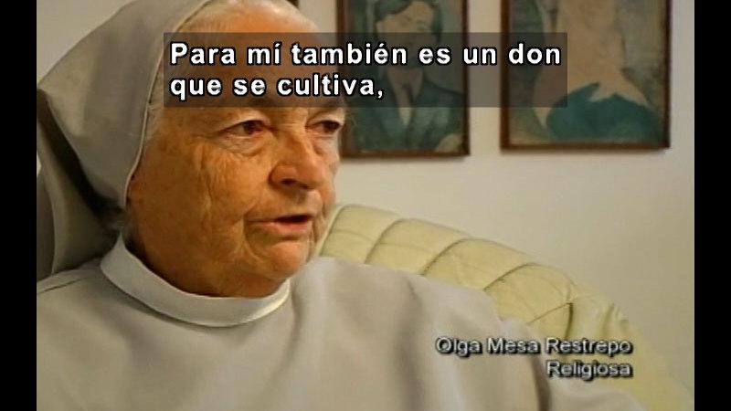 Still image from Vox Populi-Life (Spanish)