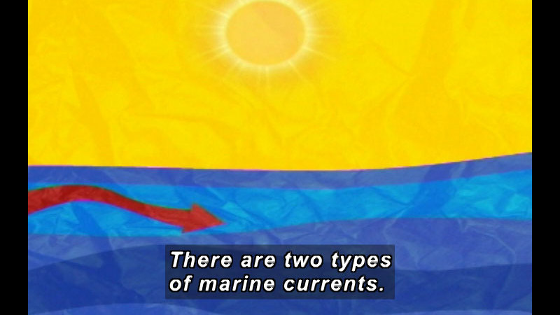 Still image from Moko: Marine Currents Mystery