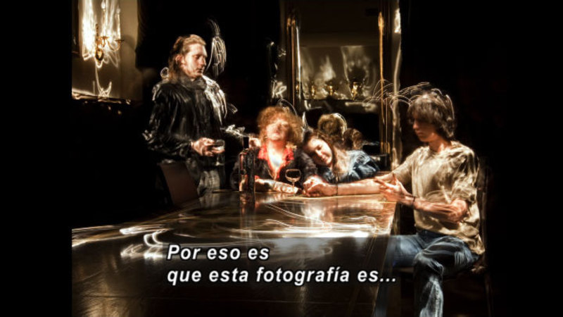 Still image from The Labyrinth Of What Is Possible (Spanish)
