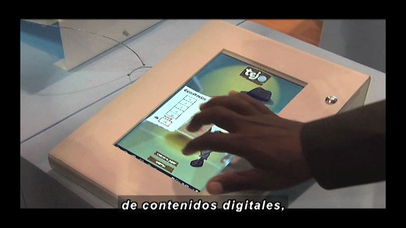 Still image from Science And Technology - Colombia 3.0 (Spanish)