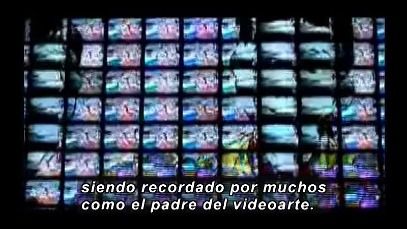 Still image from Science And Technology - Video Art (Spanish)